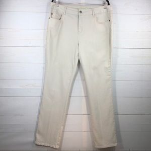 Caribbean Joe Straight Leg Jeans Size 14